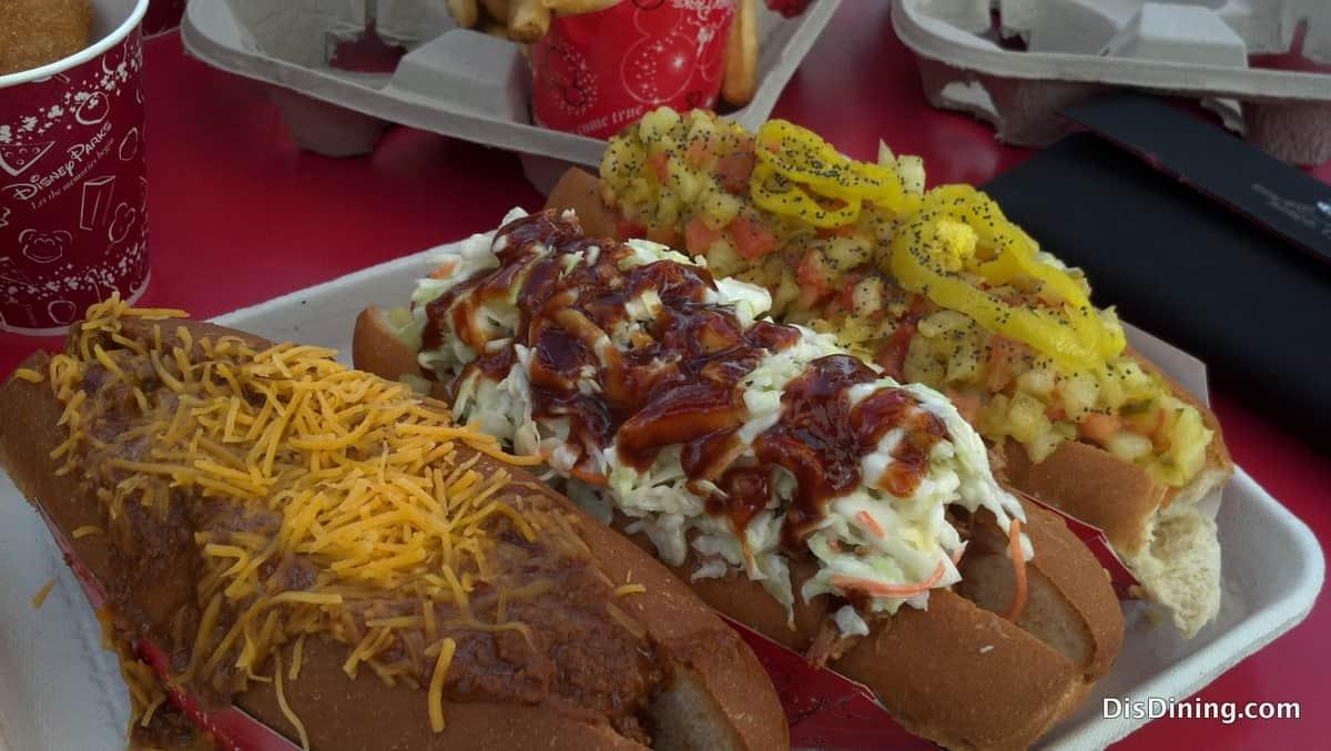 Caseys Hot Dogs