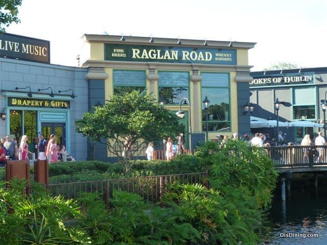 Ragland Road Irish Pub - DisDining