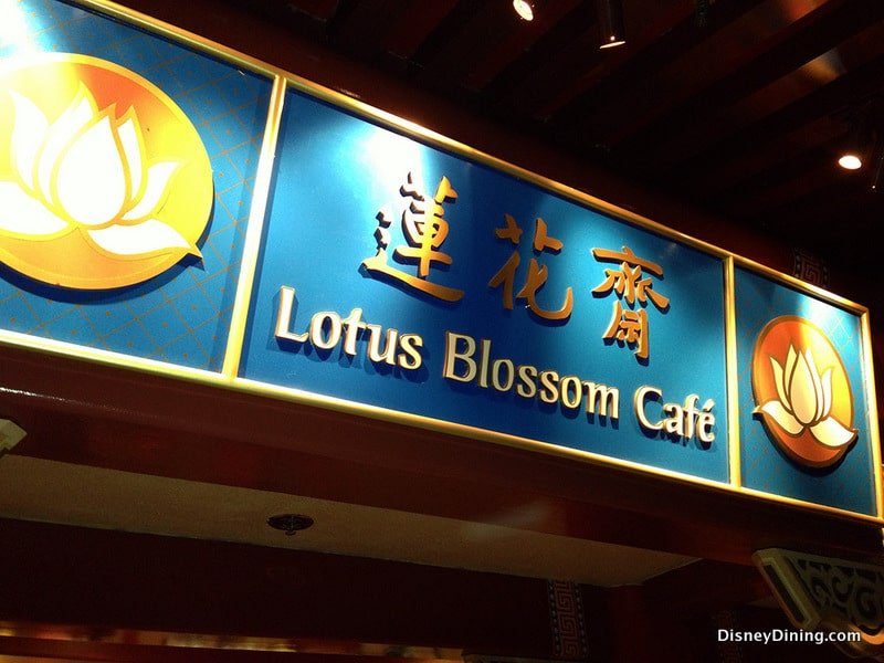 Lotus Blossom Cafe Photos