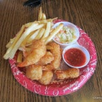 Columbia Harbour House Fried Shrimp