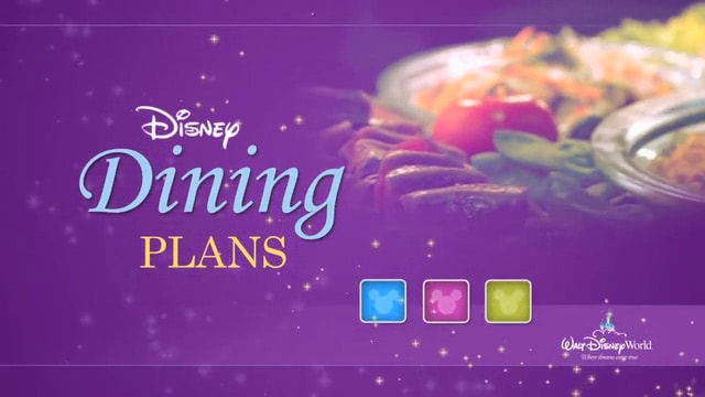 The Disney Dining Plan For First Timers Disney Dining Plan
