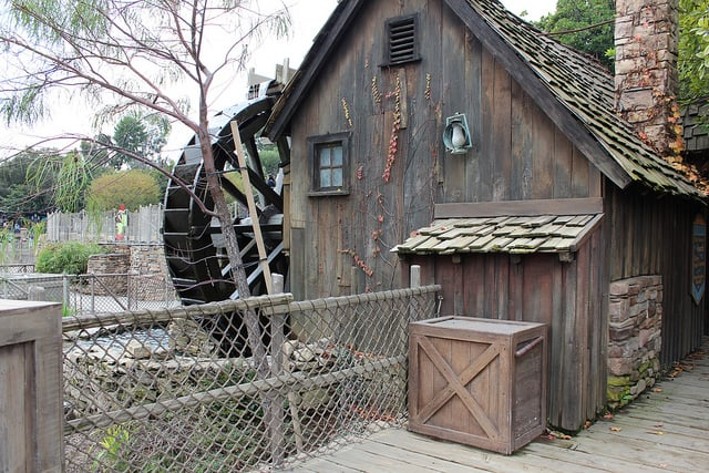 Tom Sawyer's Cabin