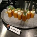 Tomorrowland Terrace Fireworks mango Shooters