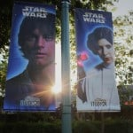 Star Wars Weekends Signs