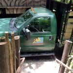 Wild African Safari Truck