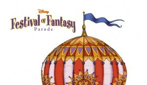 Disney Festival of Fantasy Parade Coming to Magic Kingdom in 2014