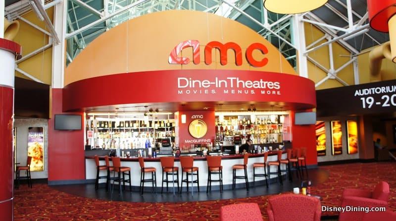 Amc Theatres Red Kitchen Menu