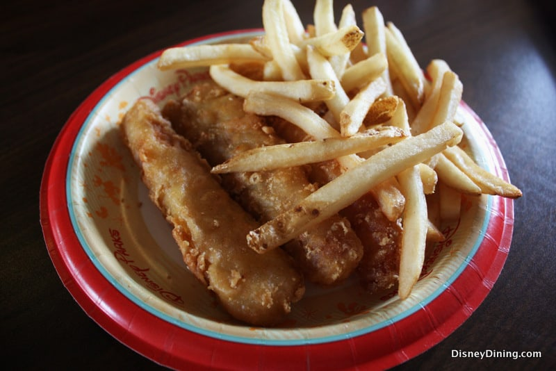 Disney Dining Review Columbia Harbour House Disney