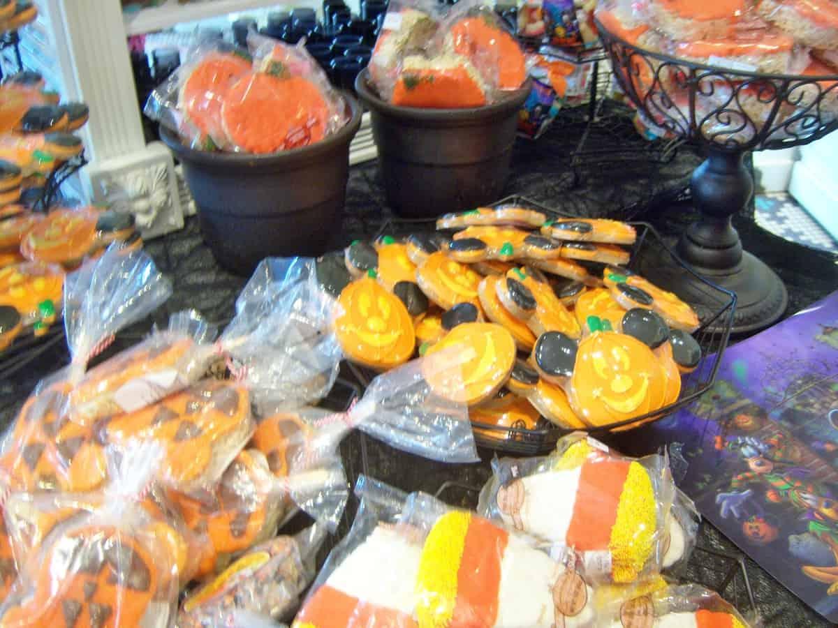 Special treats, Halloween 2013, Magic Kingdom