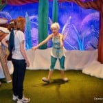 10. Periwinkle greets guests, MVMCP 2013, Magic Kingdom, Walt Disney World