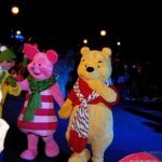 48. Pooh and Piglet, Christmas Parade, MVMCP 2014, Magic Kingdom, Walt Disney World
