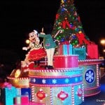 49. Minnie and Mickey, Christmas Parade, MVMCP 2013, Magic Kingdom, Walt Disney World