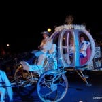 51. Cinderella and Coach, Christmas Parade, MVMCP 2013, Magic Kingdom, Walt Disney World