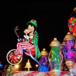 53. Goofy, Christmas Parade, MVMCP 2013, Magic Kingdom, Walt Disney World