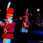 54. Wooden Soldiers Band, Christmas Parade, MVMCP 2013, Magic Kingdom