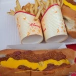 6. Casey's Corner Chili Cheese Dog and French Fries, Magic Kingdom, Walt Disney World