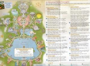 Holidays Around the World 2013 map
