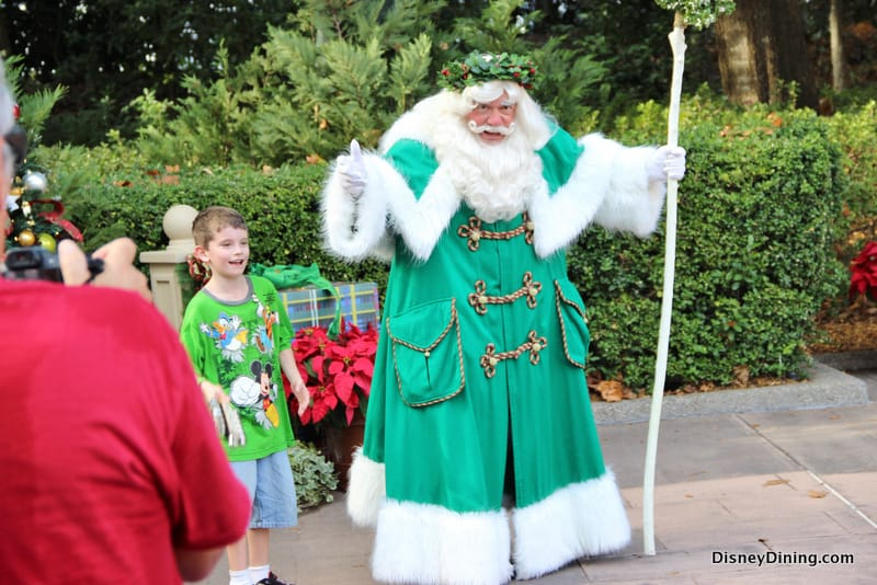 United Kingdom Christmas Traditions.Holidays Around The World Epcot Storytellers Shine Light On