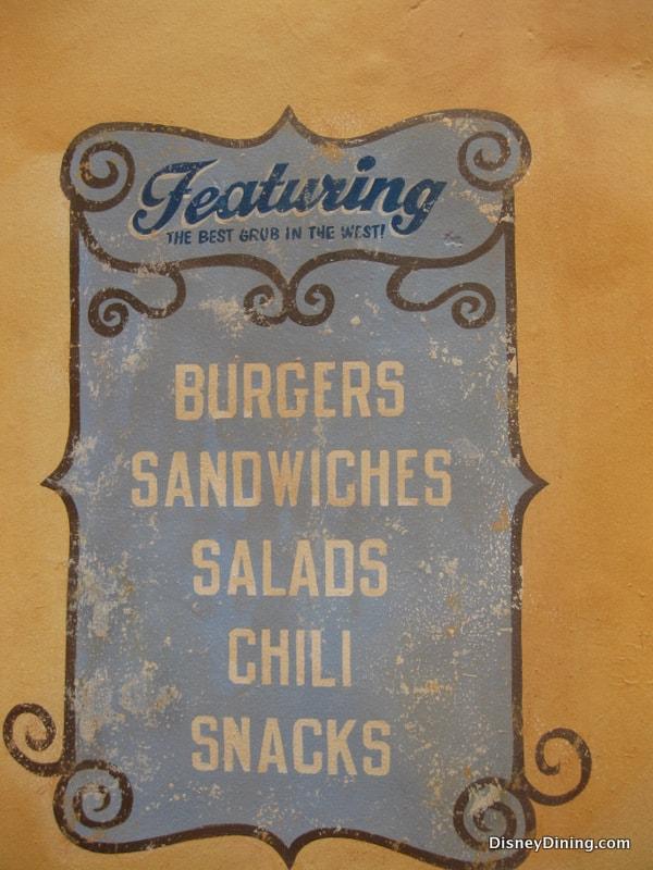 Which Disney Quick Service Restaurants Have Condiment Bars