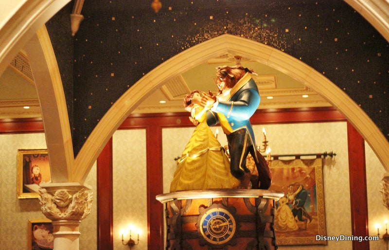 15 Belle And Beast Music Box Be Our Guest New