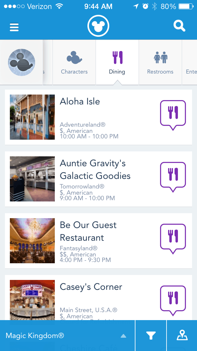 how to use my disney experience