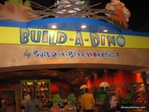 Build a dino trex disneydining for Disney dining reservations t rex