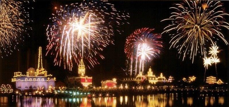 Best Places To Watch The Walt Disney World Fireworks Disney Dining Information