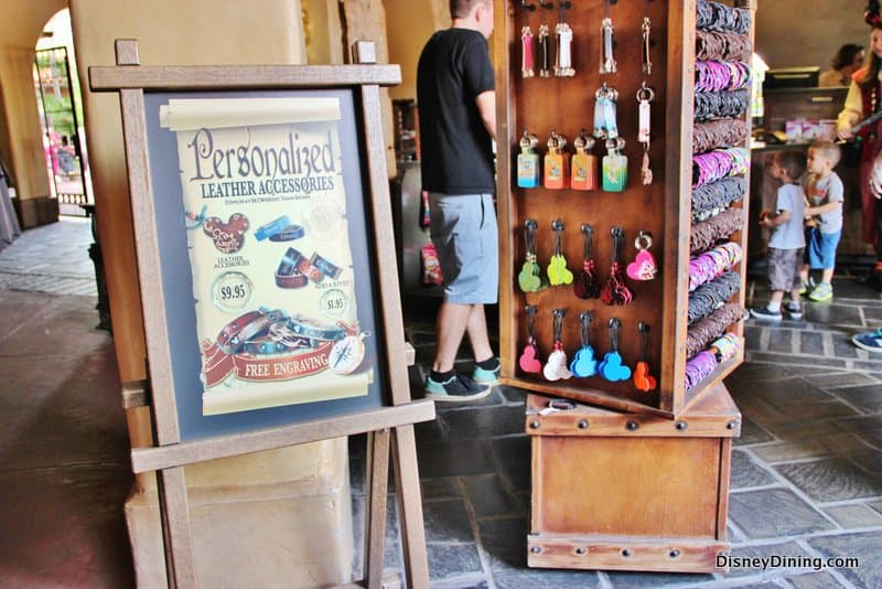 Top 11 Personalized Gifts At Walt Disney World