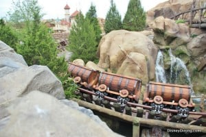 7 dwarfs mine ride, new fantasyland, magic kingdom,walt disney world,  10