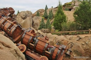 7 dwarfs mine ride, new fantasyland, magic kingdom,walt disney world,  2