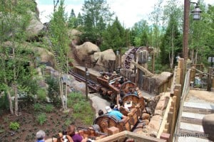 7 dwarfs mine ride, new fantasyland, magic kingdom,walt disney world,  25