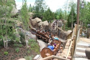 7 dwarfs mine ride, new fantasyland, magic kingdom,walt disney world,  27