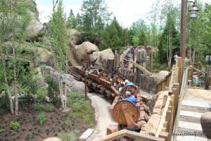 7 dwarfs mine ride, new fantasyland, magic kingdom,walt disney world,  28