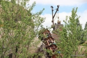 7 dwarfs mine ride, new fantasyland, magic kingdom,walt disney world,  29