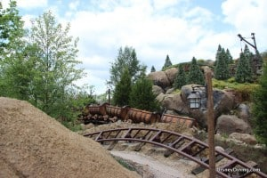 7 dwarfs mine ride, new fantasyland, magic kingdom,walt disney world,  33