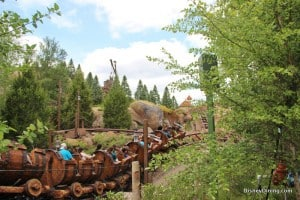 7 dwarfs mine ride, new fantasyland, magic kingdom,walt disney world,  34