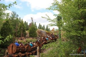 7 dwarfs mine ride, new fantasyland, magic kingdom,walt disney world,  35