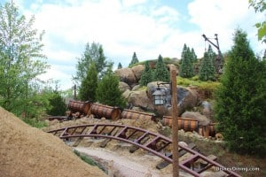7 dwarfs mine ride, new fantasyland, magic kingdom,walt disney world,  39