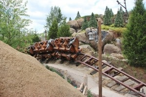 7 dwarfs mine ride, new fantasyland, magic kingdom,walt disney world,  41