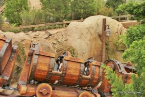 7 dwarfs mine ride, new fantasyland, magic kingdom,walt disney world,  5