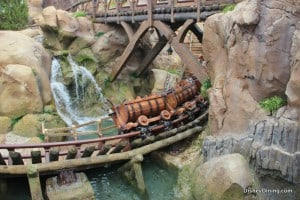 7 dwarfs mine ride, new fantasyland, magic kingdom,walt disney world,  7