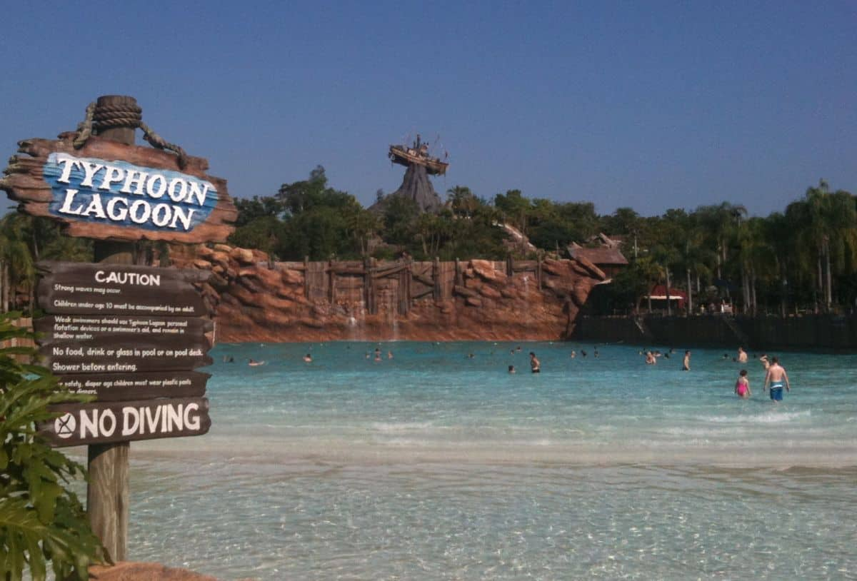 Pool Typhoon Lagoon