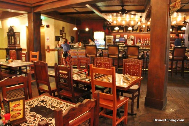 Yak Yeti Dining Room And Bar Asia Animal Kingdom Walt Disney