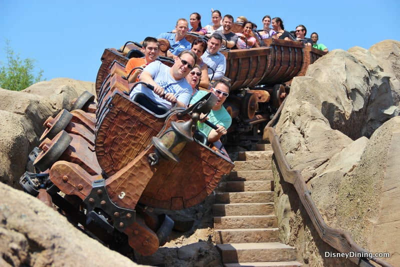 Top 10 Things To Know About Seven Dwarfs Mine Train