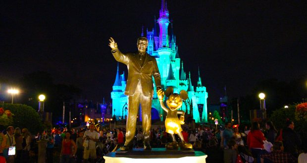 10 facts about walt disney