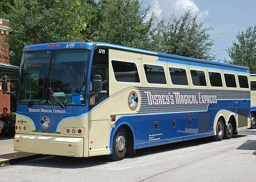 New Pick Up Drop Off Added To Disney S Magical Express