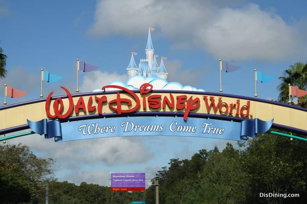 Top 10 Myths About Walt Disney World Disney Dining Information