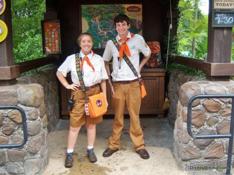 Top 7 Awesome Hidden Gems At Animal Kingdom Disneydining