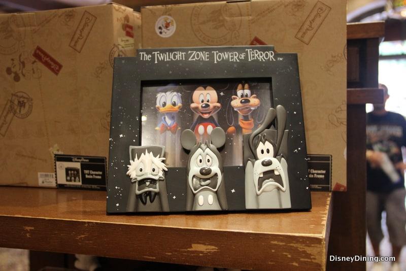 61 tower of terror souvenir photo frame tower of terror hollywood studios walt disney world - Disney World Picture Frames