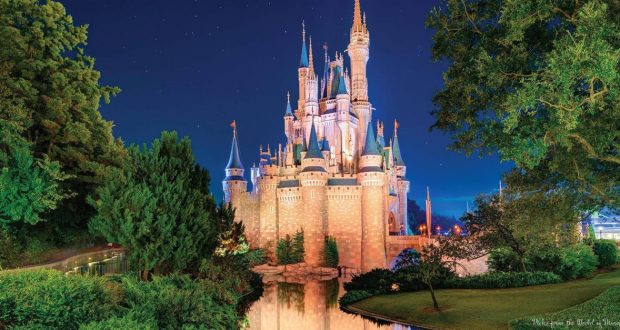 Top 12 Facts About Cinderella Castle At Walt Disney World